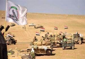 یک رزمنده الحشد الشعبی در حمله عناصر داعش شهید شد