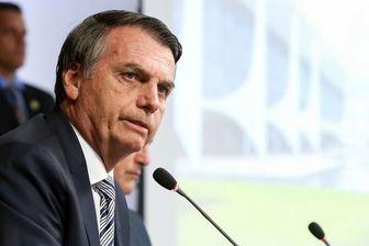 رئیس جمهور برزیل مشکوک به کرونا