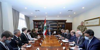 جزئیات سفر فرمانده سازمان تروریستی «سنتکام» به لبنان