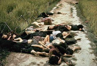 وحشتناک ترین قتل عامهای انسانی در تاریخ+ تصاویر