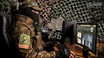 حمله سایبری به وبسایت شاخه نظامی حماس