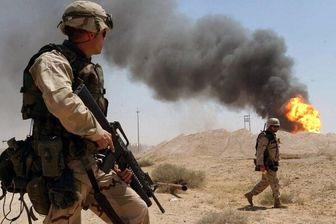 اقدامات ویرانگر ارتش آمریکا در عراق و سوریه