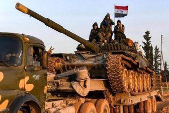 حمله تروریستهای تکفیری به سوریه