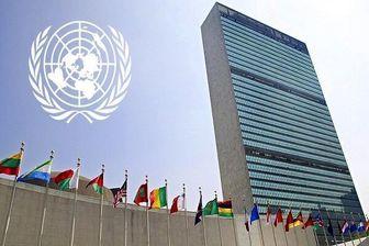 سازمان ملل تحت کنترل عربستان است