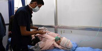 تروریستهای تحت حمایت غرب، از سلاح شیمیایی علیه سوریه استفاده میکنند