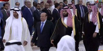 طرفهای مورد حمایت ریاض و ابوظبی در یمن به جان هم افتادند
