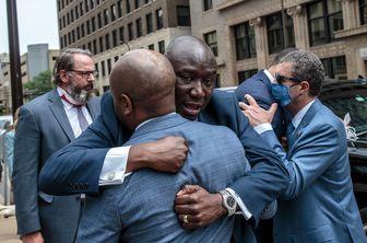 شکایت خانواده جورج فلوید به دادگاه