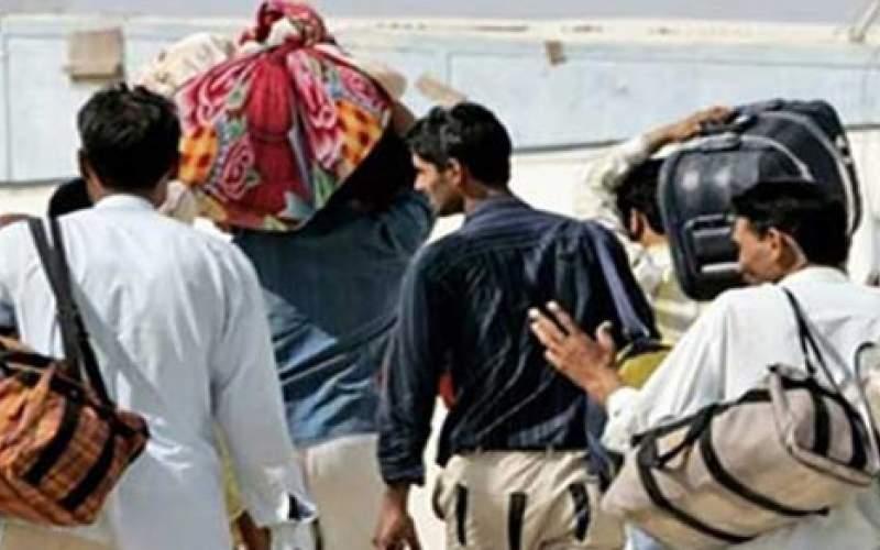 ۳۵ هزار کارگر ایرانی در عراق روزمزدی میکنند!