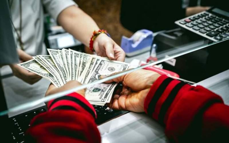 قیمت دلار در معاملات خارجی بالا رفت