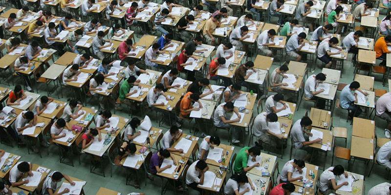 همتای دشوارتر کنکور ؛ مروری بر عجیبترین سوالات در آزمون سراسری Goakoa چین
