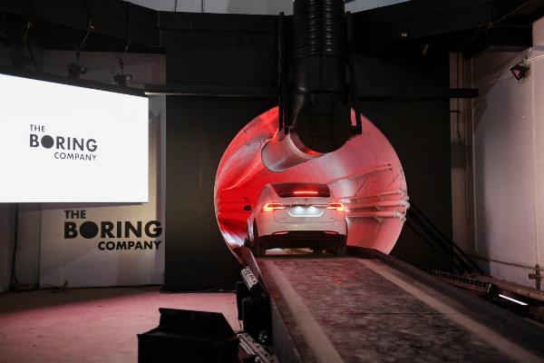 بورینگ کمپانی سال ۲۰۲۱ مسابقه حفر تونل برگزار میکند