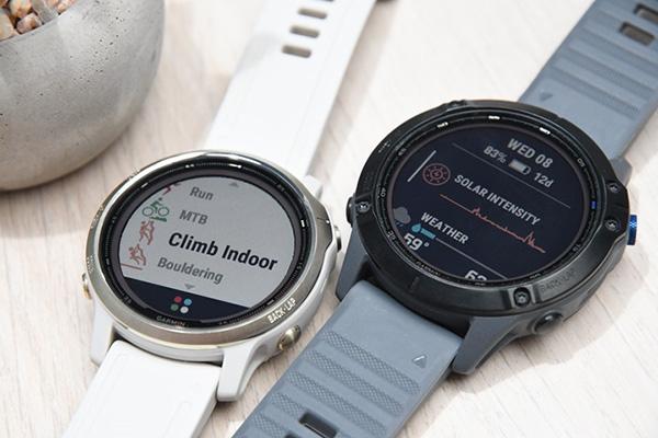 گارمین قابلیت شارژ خورشیدی را سه ساعت هوشمند محبوب خود اضافه کرد
