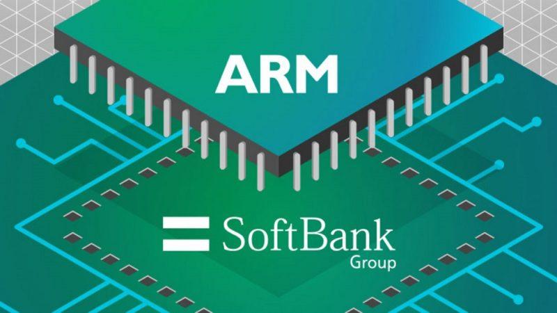 سافت بانک در پی فروش یا عرضه اولیه کمپانی ARM است