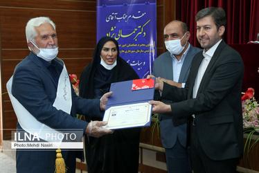 اعطای احکام مستمریبگیران تهرانی