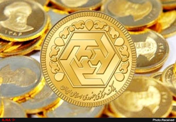 اظهارات رئیس بانک مرکزی، قیمت سکه را ۸۵۰ هزار تومان کاهش داد