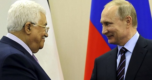 گفتوگوی تلفنی عباس و پوتین