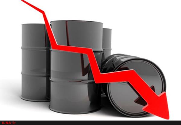 کاهش قیمت نفت به دلیل نگرانی از تضعیف دوباره تقاضا