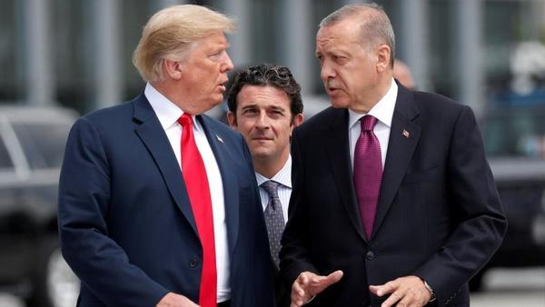 گفتوگوی تلفنی ترامپ و اردوغان با محوریت لیبی