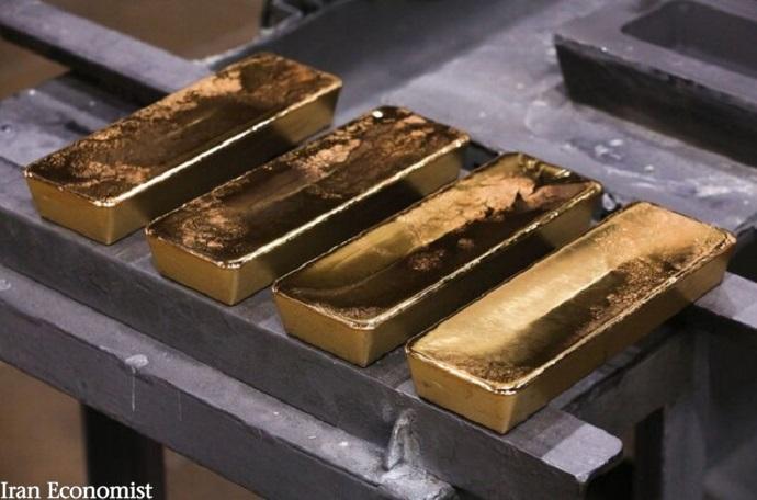 کاهش قیمت طلا در معاملات بازار جهانی