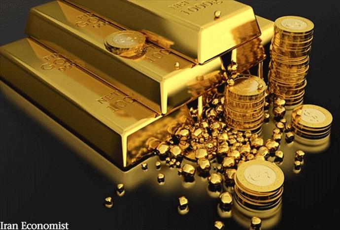 بهای جهانی طلا در چند قدمی 1800 دلار ایستاد
