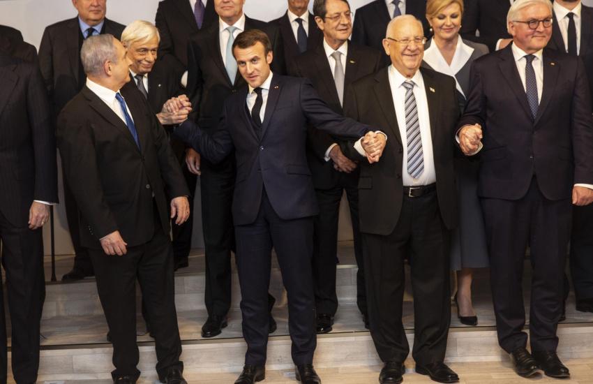 با این همه لابی چرا فرانسه مخالف طرح اسرائیل شده است؟