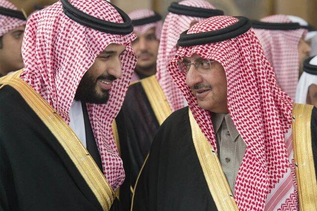 جنگ قدرت در خاندان آل سعود؛ تقلای بن سلمان برای کنار زدن بن نایف