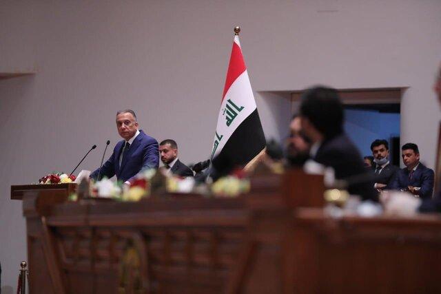 """الکاظمی به محدود کردن سلاح به ارتش عراق متعهد شد/""""اجازه تکرار ترورها را نمیدهیم"""""""