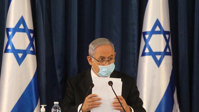 نتانیاهو: در آستانه تعطیلی کامل هستیم