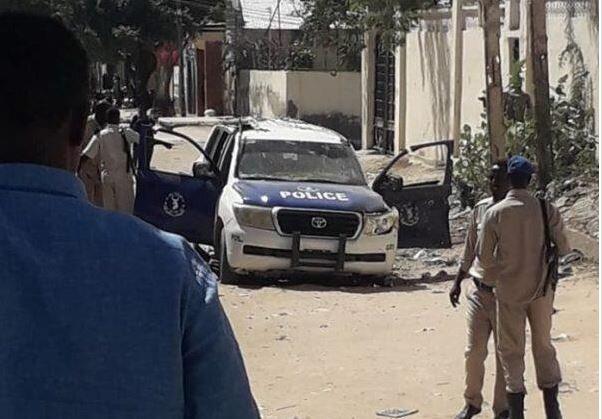 انفجار بمب در نزدیکی سفارت قطر در پایتخت سومالی