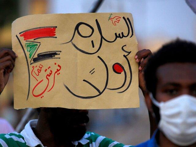 معترضان دارفوری پایان خشونتها علیه غیرنظامیان را خواستارند
