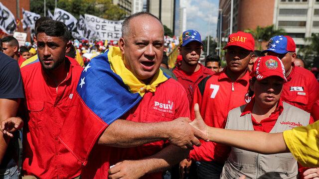 ابتلای رهبر ارشد حزب سوسیالیست ونزوئلا به کرونا