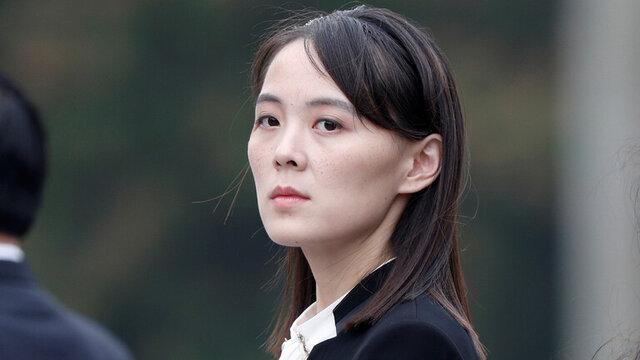 """خواهر رهبر کره شمالی نشست جدید برادرش با ترامپ را بعید دانست/""""نیتی برای تهدید آمریکا نداریم"""""""