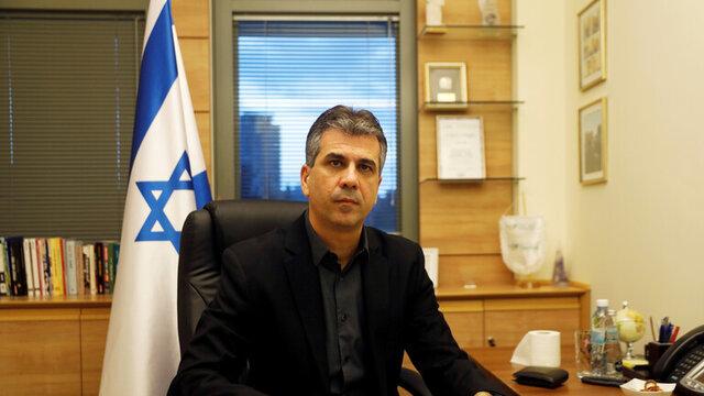 وزیر اطلاعات رژیم صهیونیستی: روابط ما با جهان عربی به صلح با فلسطینیها وابسته نیست