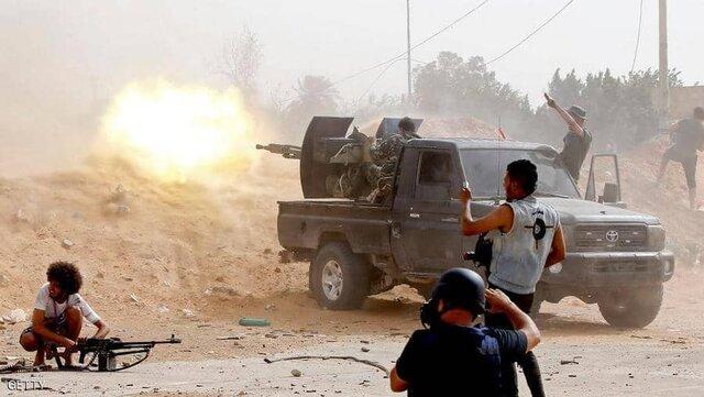 """ادامه رایزنیهای بین المللی برای حل بحران لیبی/ دولت وفاق ملی: حفتر دنبال """"کودتا"""" است"""
