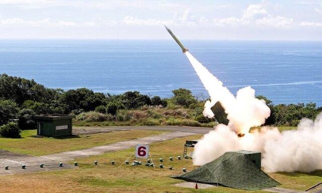 تصویب بسته موشکی ۶۲۰ میلیون دلاری آمریکا برای تایوان