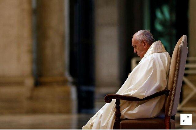 ابراز تاسف پاپ فرانسیس از اقدام ترکیه درباره ایاصوفیه