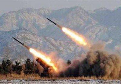 حمله موشکی و پهپادی انصارالله به عربستان