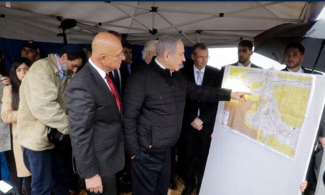 شرط تازه آمریکا برای حمایت از طرح الحاق کرانه باختری