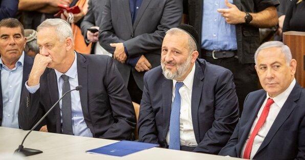 بدون موافقت گانتس، نتانیاهو نمیتواند طرح الحاق را به رای بگذارد