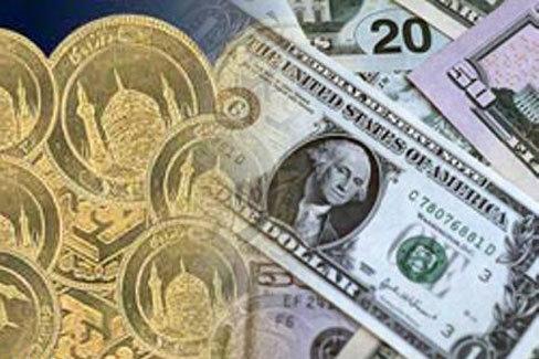 آخرین قیمت سکه،طلا و ارز در روز دوشنبه
