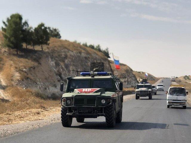 """زخمی شدن ۳ نظامی روس در انفجار در  بزرگراه """"ام ۴ """""""