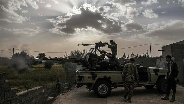 درخواست لیبی از مصر برای ورود به جنگ داخلی این کشور
