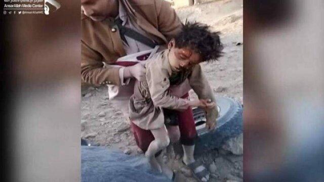 ۹ کشته و ۷ زخمی از زن و کودک در جنایت جدید سعودیها در الجوف یمن