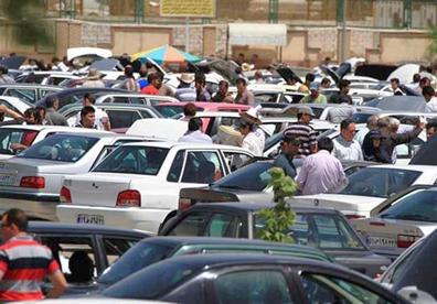 قیمتهای خودرو در بازار کاذب است