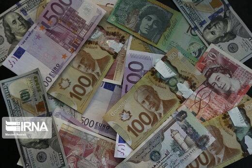 قیمت دلار، یورو و ارز امروز ۱۱تیر ۹۹