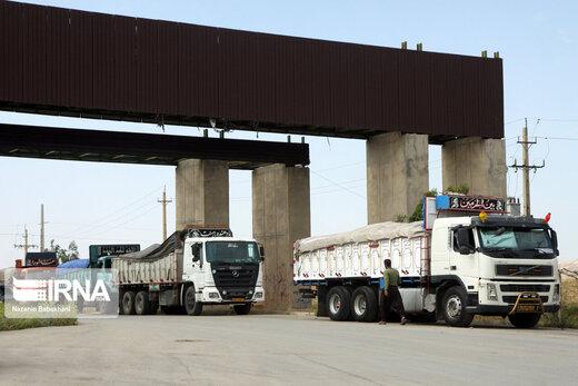 آغاز تجارت با عراق از مرزهای شلمچه و مندلی