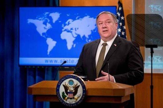 اظهارات پمپئو درباره اهداف آمریکا علیه برنامه موشکی ایران