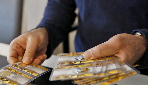قیمت طلا و سکه از ابتدای هفته تاکنون چقدر تغییر کرده است؟