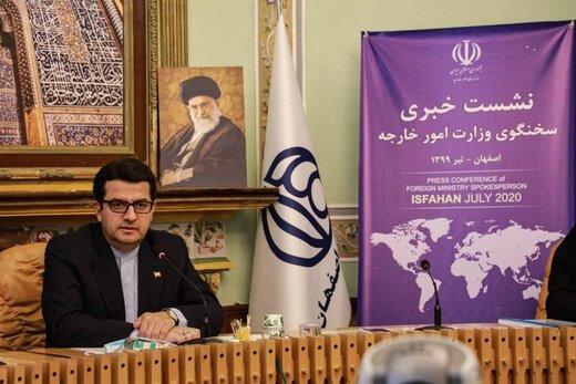 موسوی: در صورت اثبات عوامل خارجی در نطنز عواقب سختی در انتظار آنان خواهد بود/ سند راهبردی ایران و چین درحال نهایی شدن است