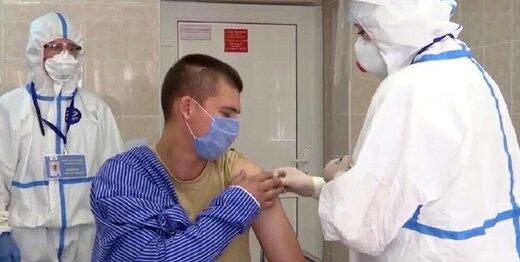 روسیه اولین واکسن کرونا را ساخت